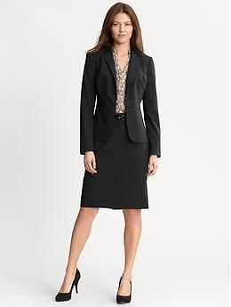 banana republic suit  business women fashion business