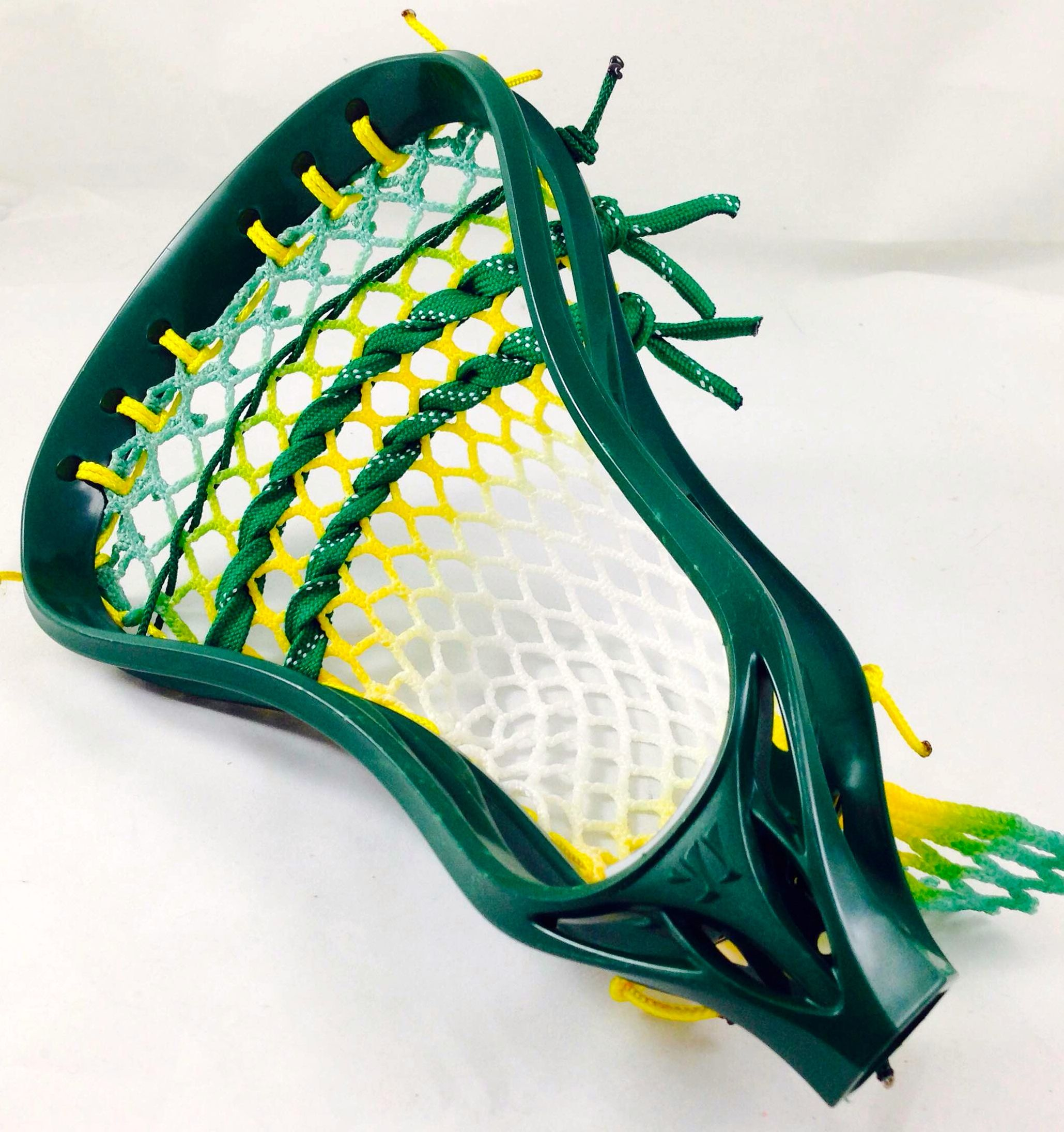 Warrior Evo 4 Hs With 3 Color Jimalax Wax Mesh Mid Pocket With
