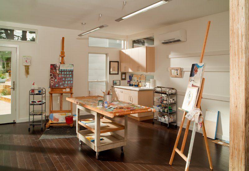 Blu Homes' Founder Completes His Own Prefab Origin Artist Studio