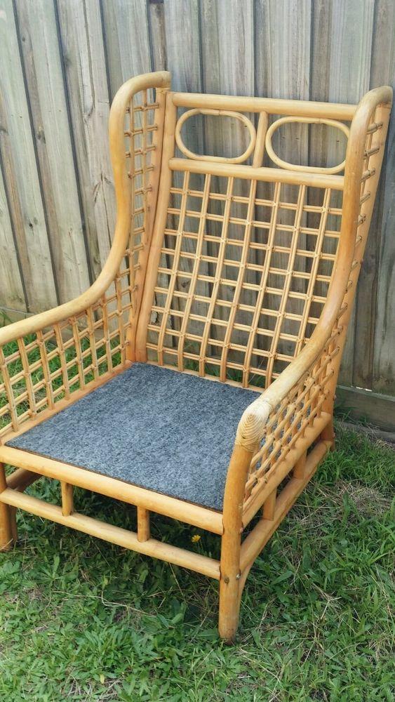 Vintage / Retro Cane Chair