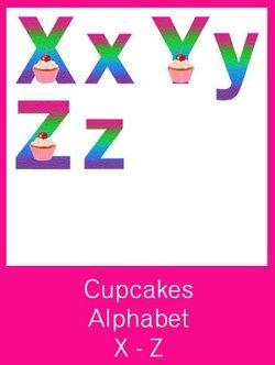 Cupcakes Numbers - FREE PDF Download