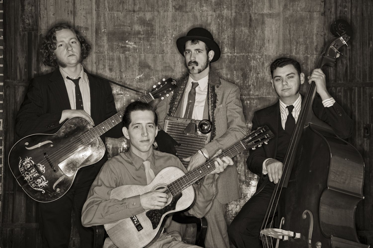 Pokey Lafarge And The South City Three Cool Album Covers La Farge Music People