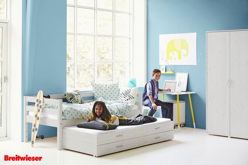 Paidi Platz Fur Einen Kleinen Ubernachtungsgast Im Kinderzimmer Kein Problem Mit Diesem Kinderbett Kinder Zimmer Haus Deko Kinderzimmer