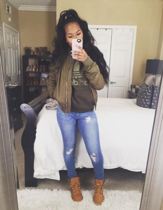 outstanding girls with swag outfits winter 10