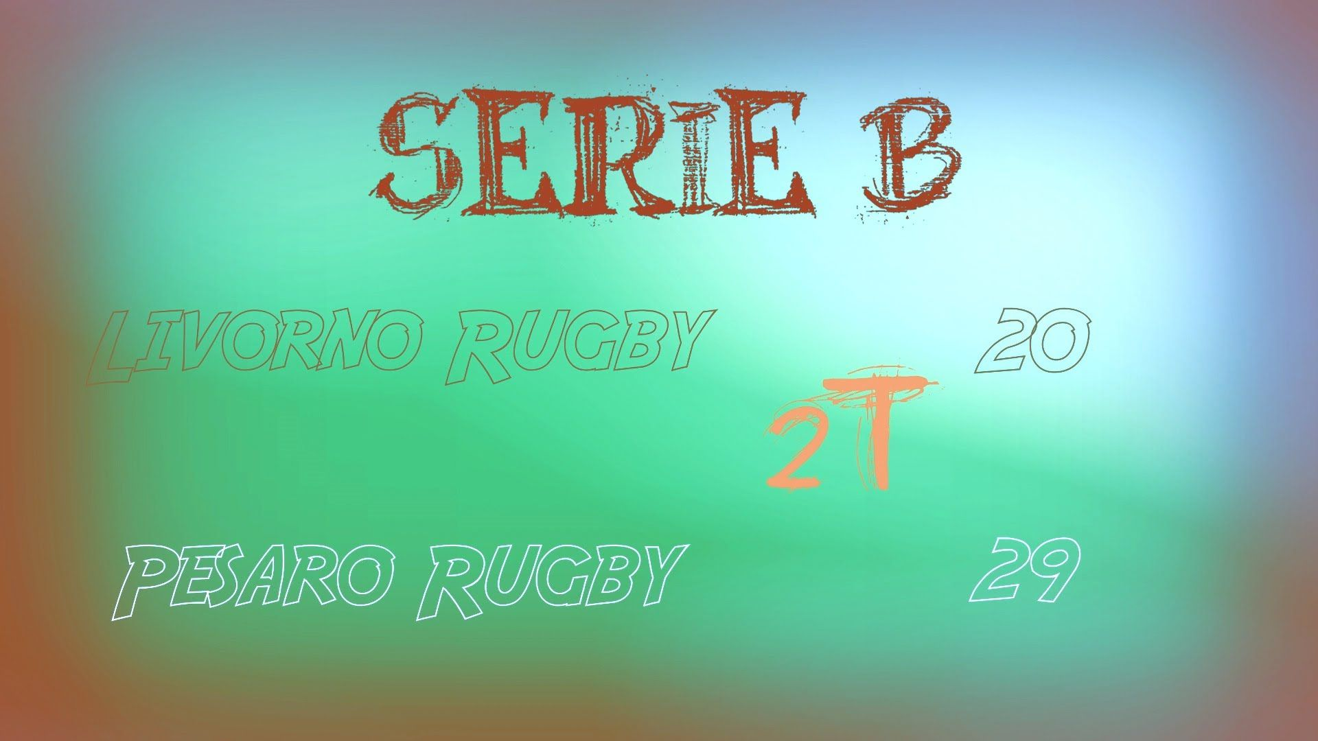 #SerieB - 1T - 09/03/14 - #Livorno #Rugby Vs  #Pesaro #Rugby  Segui Ilboccatv: http://www.youtube.com/user/IlBoccaTV Che cosa ne pensi di questi canali?..iscriviti a quelli che ti piacciono !..è un modo per supportare la tua squadra! http://www.youtube.com/user/WeUSETV http://www.youtube.com/user/Livornorugbytv http://www.youtube.com/user/cagerocktv http://www.youtube.com/user/TresMusicChannel http://www.youtube.com/user/TerrapuraTV http://www.youtube.com/user/EtruschiFootball