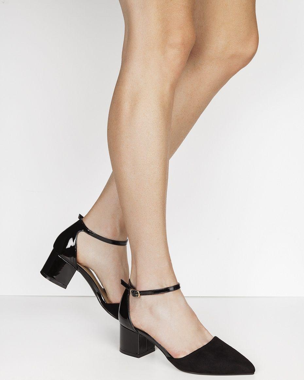 b062e6fe19fb Skor med låga klackar, Elle | Shoes