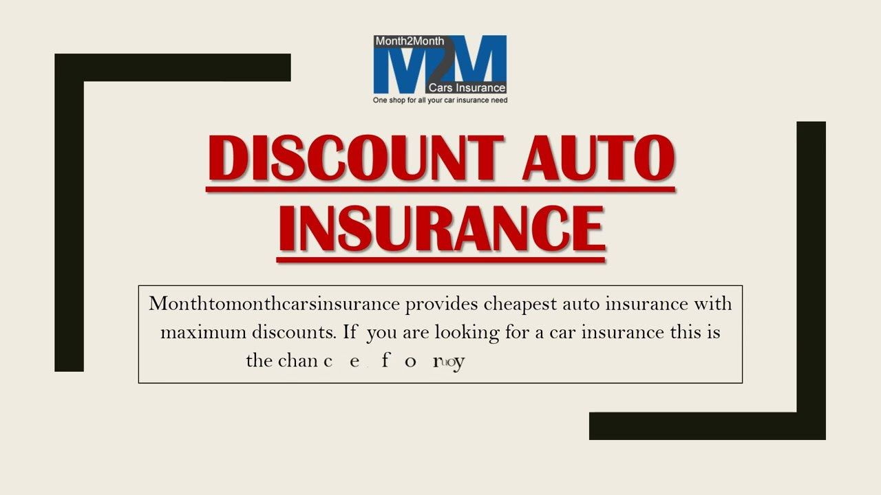 How To Find The Best Discount Auto Insurance Quotes Online