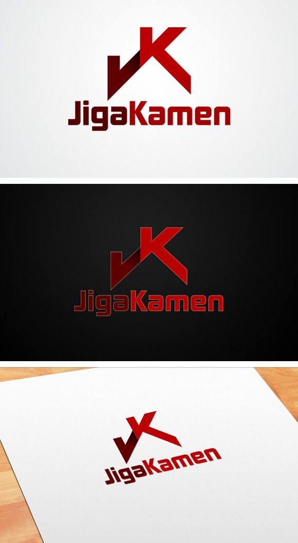 JK Logo by @Graphicsauthor