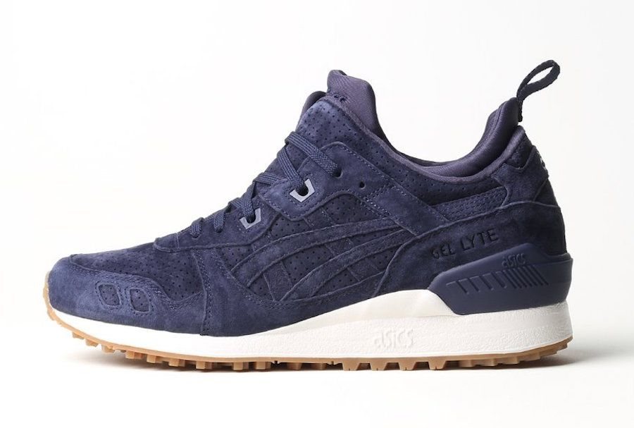 newest collection 1b353 62ded ASICS Gel Lyte III MT Aluminum Peacoat | SHOES | Asics gel ...