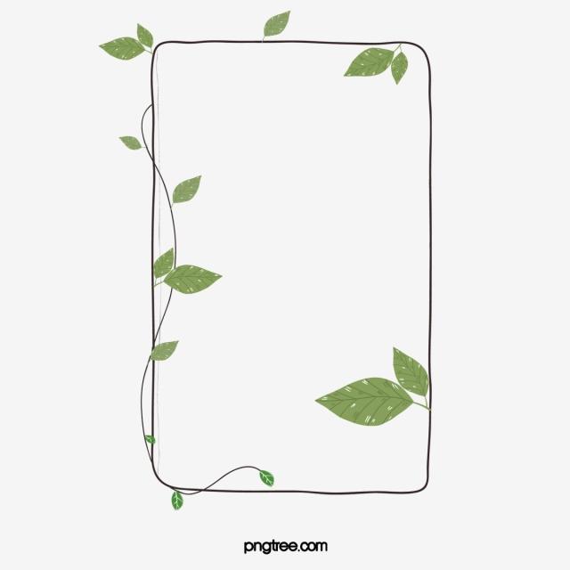 إطار أخضر ليف خضرة فنية الإطار فاينز Png وملف Psd للتحميل مجانا Frame Clipart Flower Frame Flower Background Wallpaper