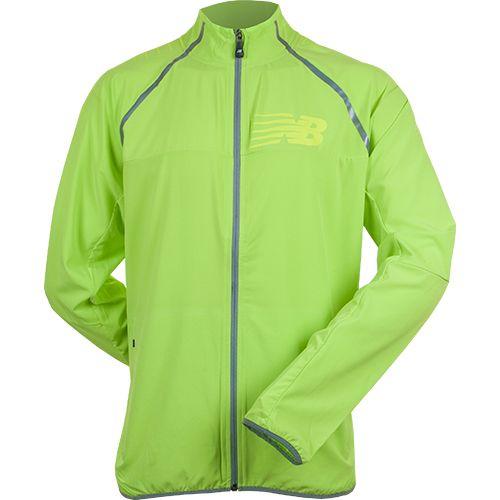 New balance hi viz beacon jacket new balance men 39 s for Hi viz running shirt