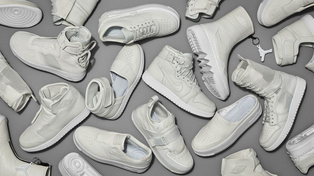 Led by an all-female team of Nike designers, the Nike Air Force 1