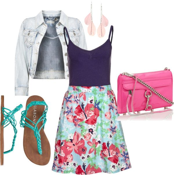 """""""springy"""" by ksyring on Polyvore"""