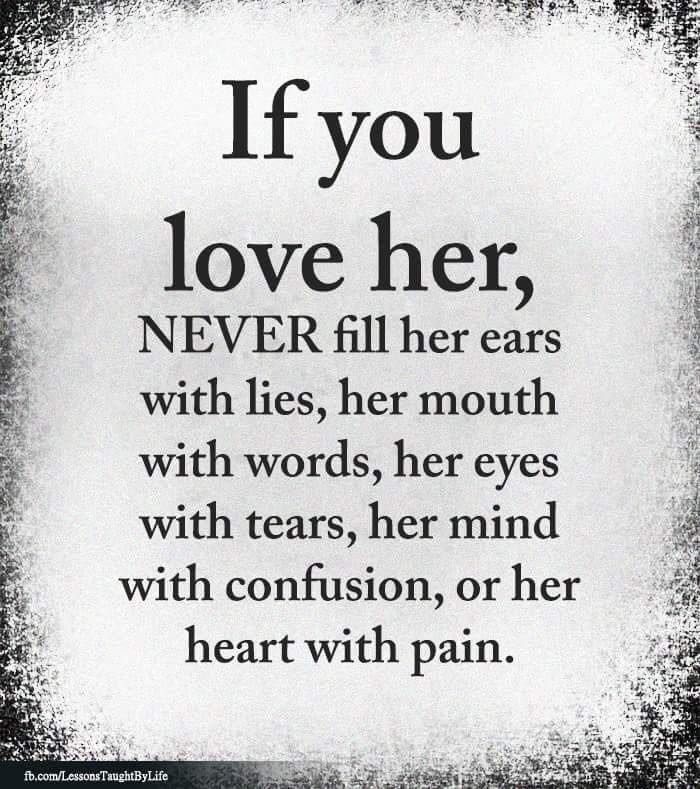 If You Love Her