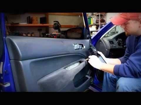 Honda Civic Door Panel Removal How To Repair The Power Window In Your Http Www Strictlyforeign Biz Default Asp Repair Manuals Honda Civic Repair