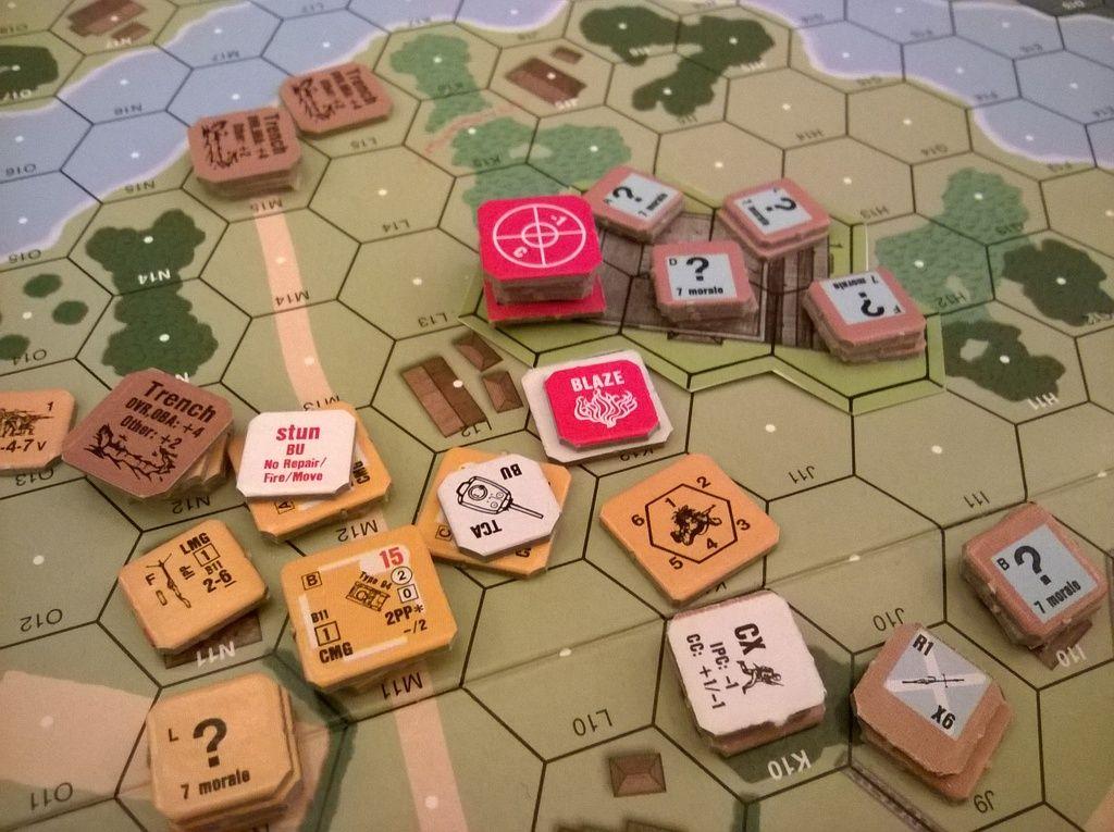 Advanced Squad Leader Shanghai 1937 The Imperial