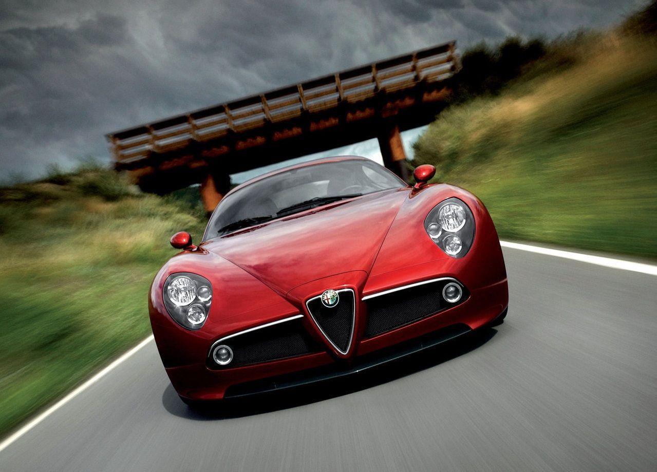 Alfa Romeo 6c >> Novo Esportivo Alfa Romeo 6c Previsto Para 2020 Cars