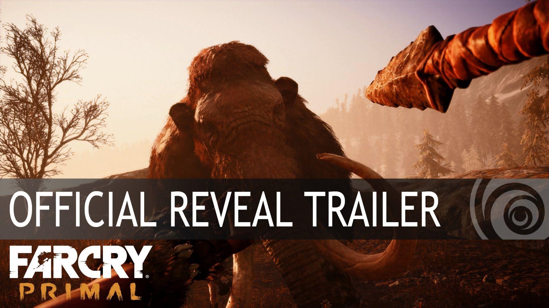 Far Cry Primal – Official Reveal Trailer [UK] 4K