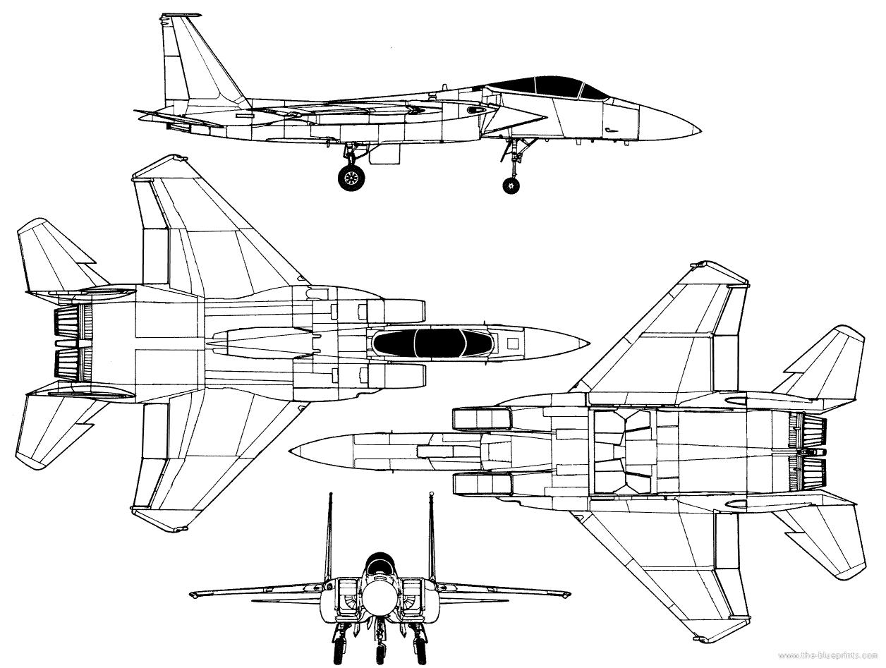 F 15 Eagle Diagram | Wiring Schematic Diagram