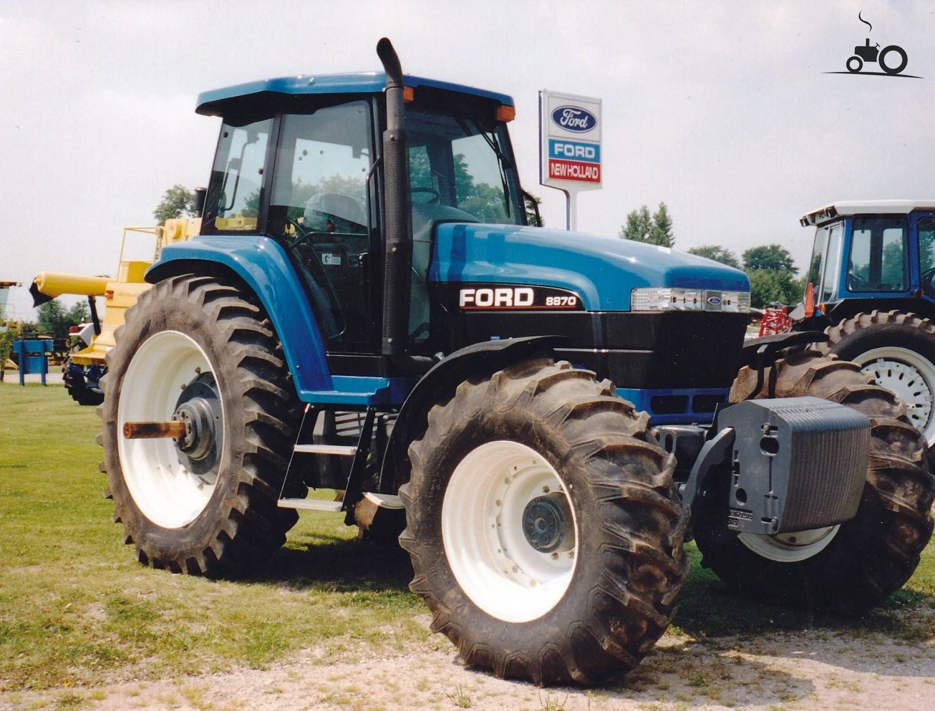 afbeeldingsresultaat voor tractorfan ford ford new holland ford