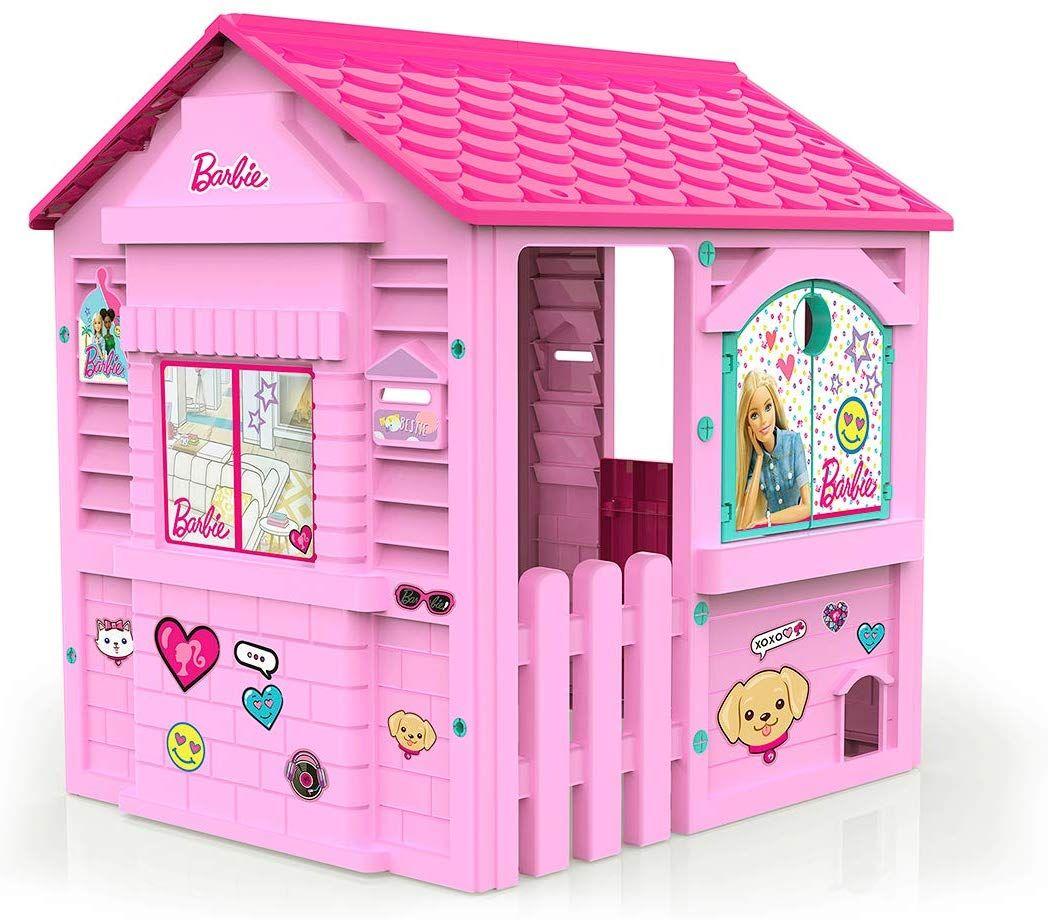 Casa Barbie Casa De Juguete Casa De Plastico Juegos Deportivos Para Niños
