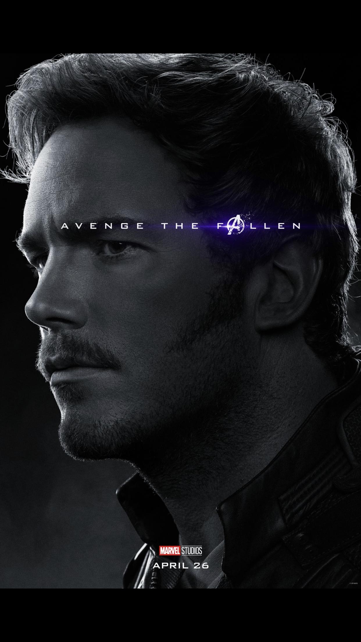 Starlord Avenge The Fallen Endgame Avengers Movies Marvel Entertainment Marvel Superheroes