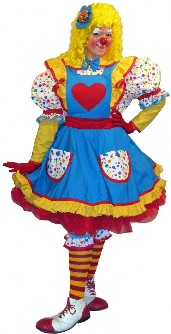 Pin De Ea Kb En Clowning Vestidos De Payasitas Vestuario