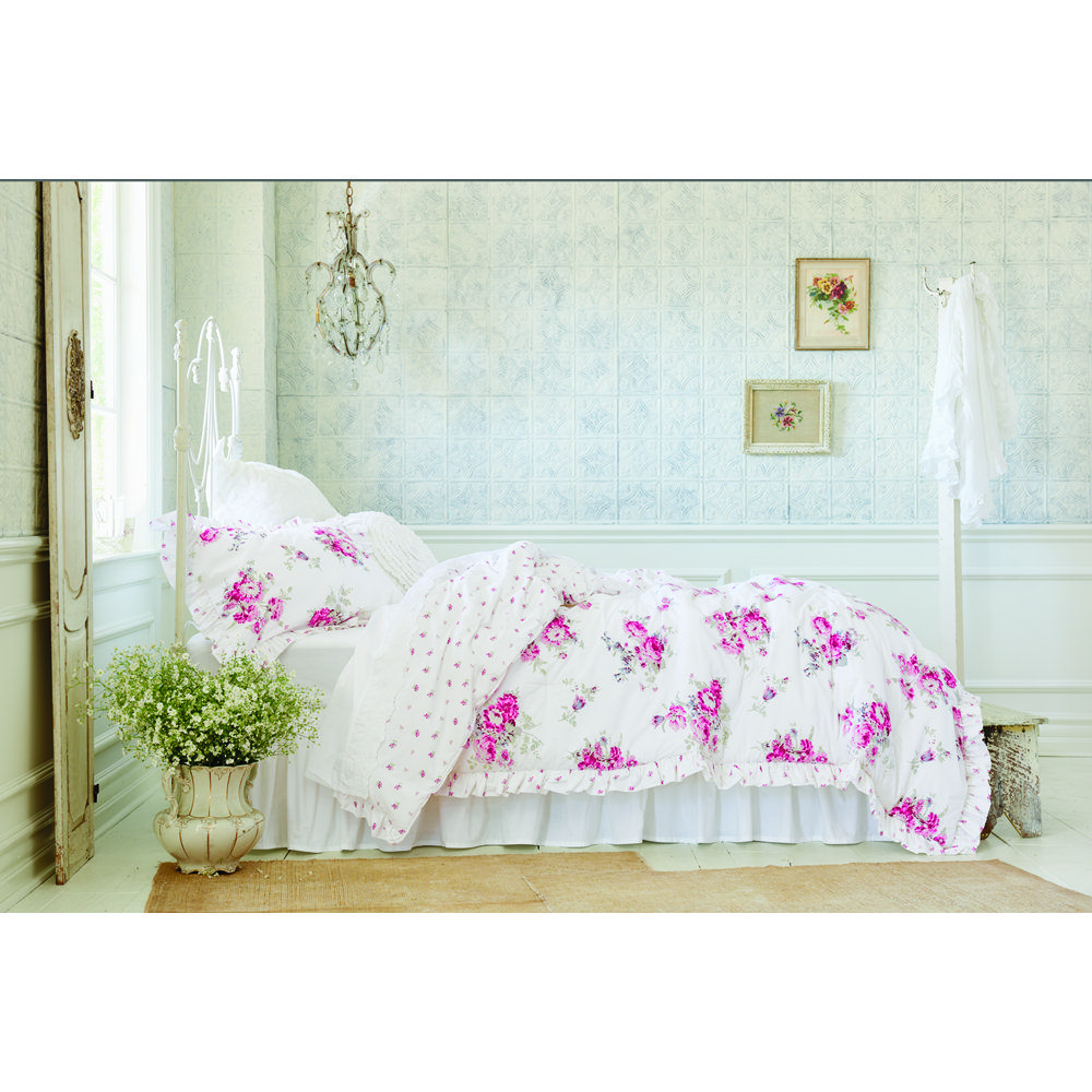 Simply Shabby Chic Bedroom Furniture Sunbleached Beauty Simply Shabby Chic Sunbleached Floral Duvet