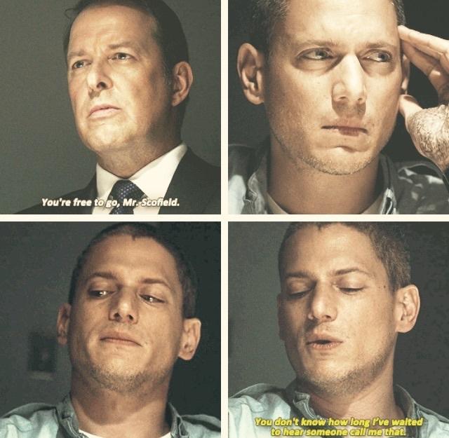 Season 5, Finale και Prison