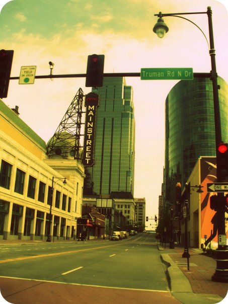 down town Kansas City oh how I miss you