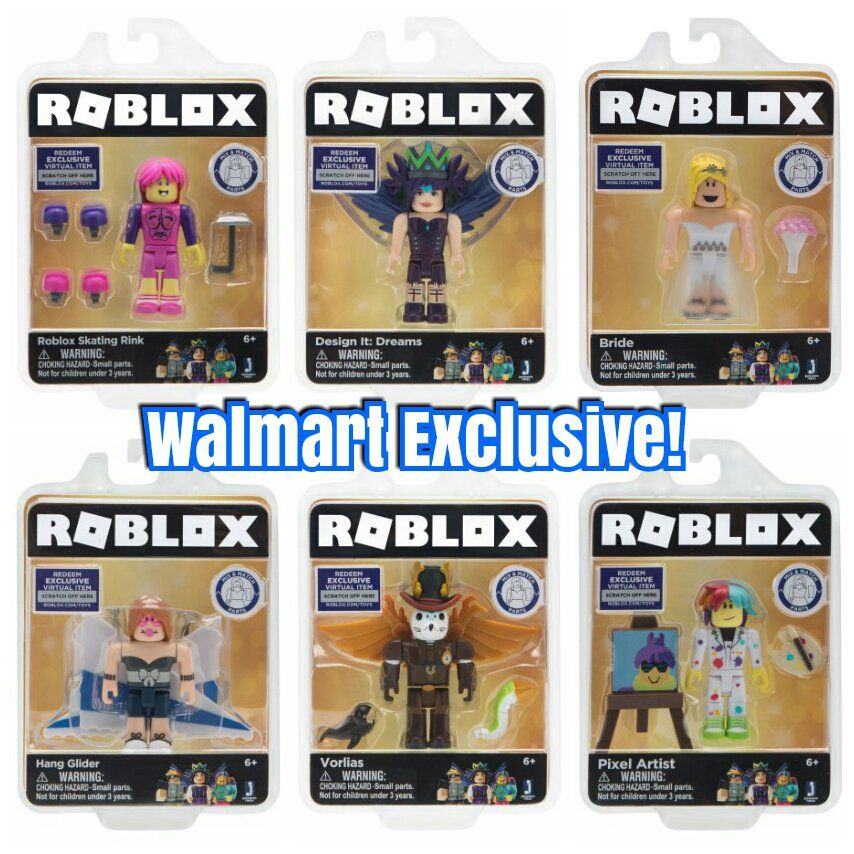 Roblox Toys Celebrity Series 6