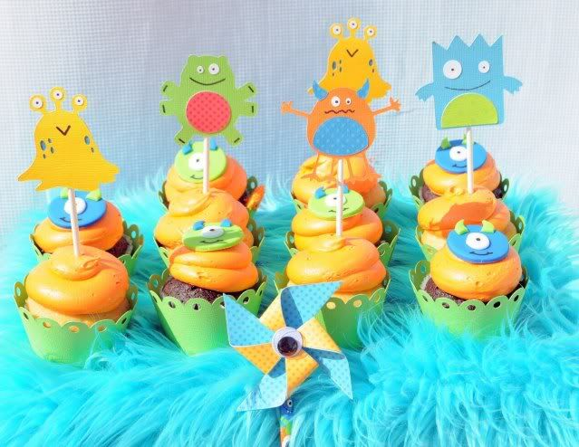 monster cake tops