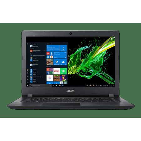 Walmart Acer Aspire 3 14 Hd Amd A9 9420e 4gb Ddr4 128gb Ssd Windows 10 Home Acer Acer Aspire Ssd