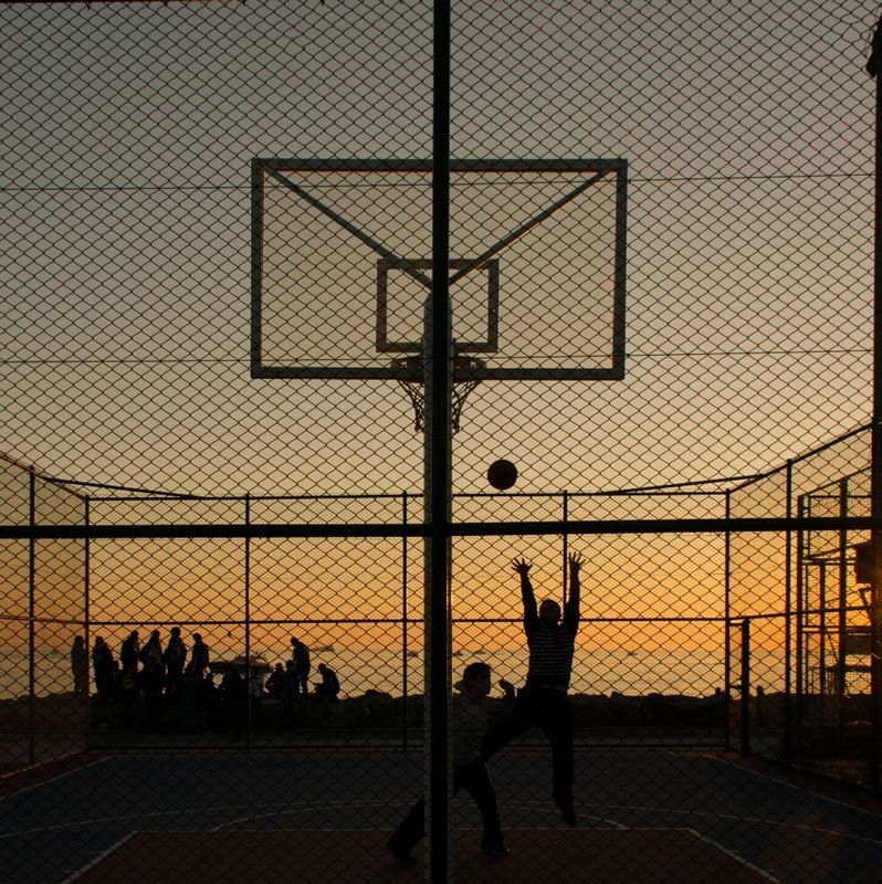 Urban Outfitters - Blog - Photo Diary  Basketball Courts  82264958356d0