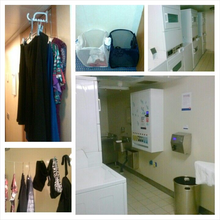 Sailed Carnival Breeze Dec 2013 Laundry Tips Take Dollar Store