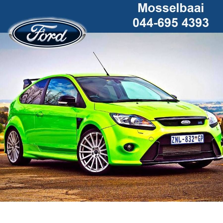 This Stunning Ford Focus Hasn T Just Got The Looks It S The Whole Package With Its 2 5liter 5 Cylinder 20 Valve Turbocharg Performance Cars Ford Focus Ford