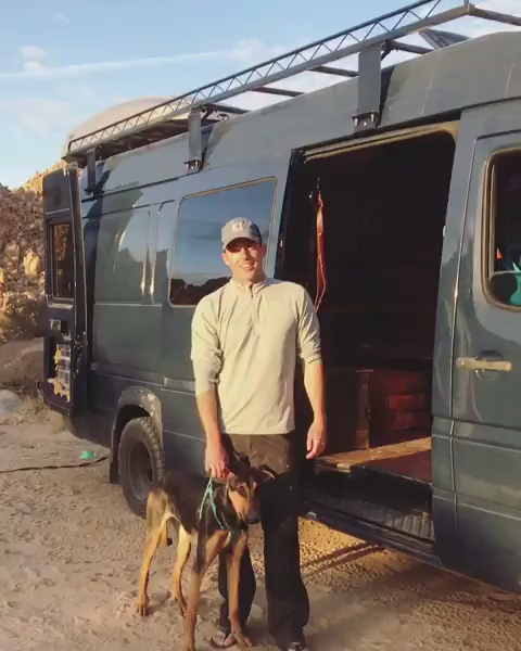 Photo of Van Tour Video (2006 Dodge Sprinter)