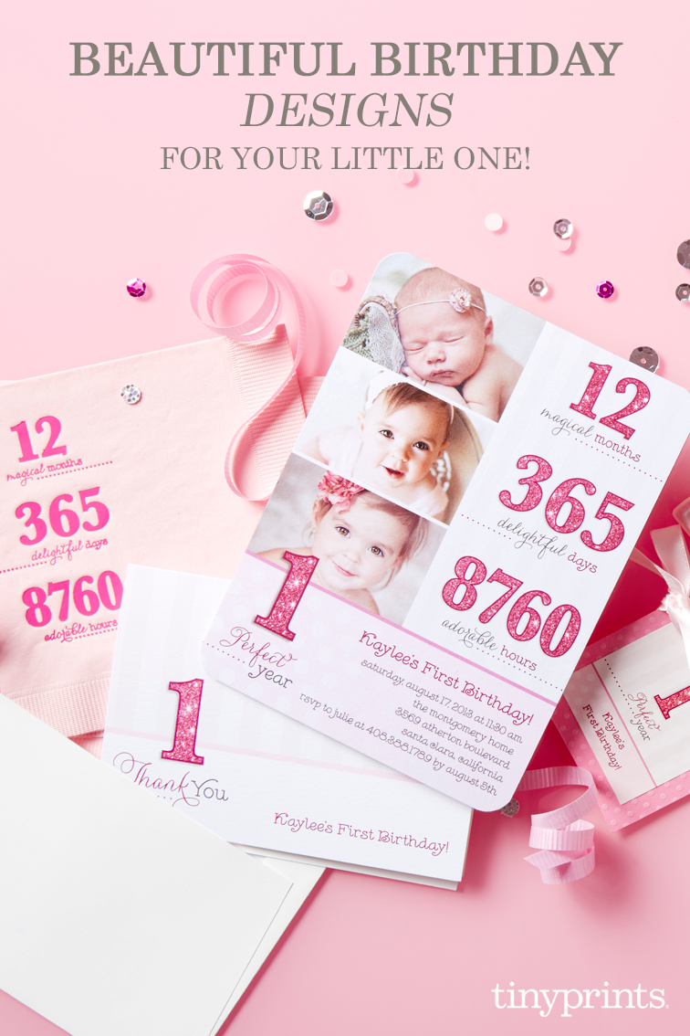 Make Choosing Birthday Party Invitations Easy By Using Tiny Prints Personalized For Any Age Whether You Need A Boys Invitation
