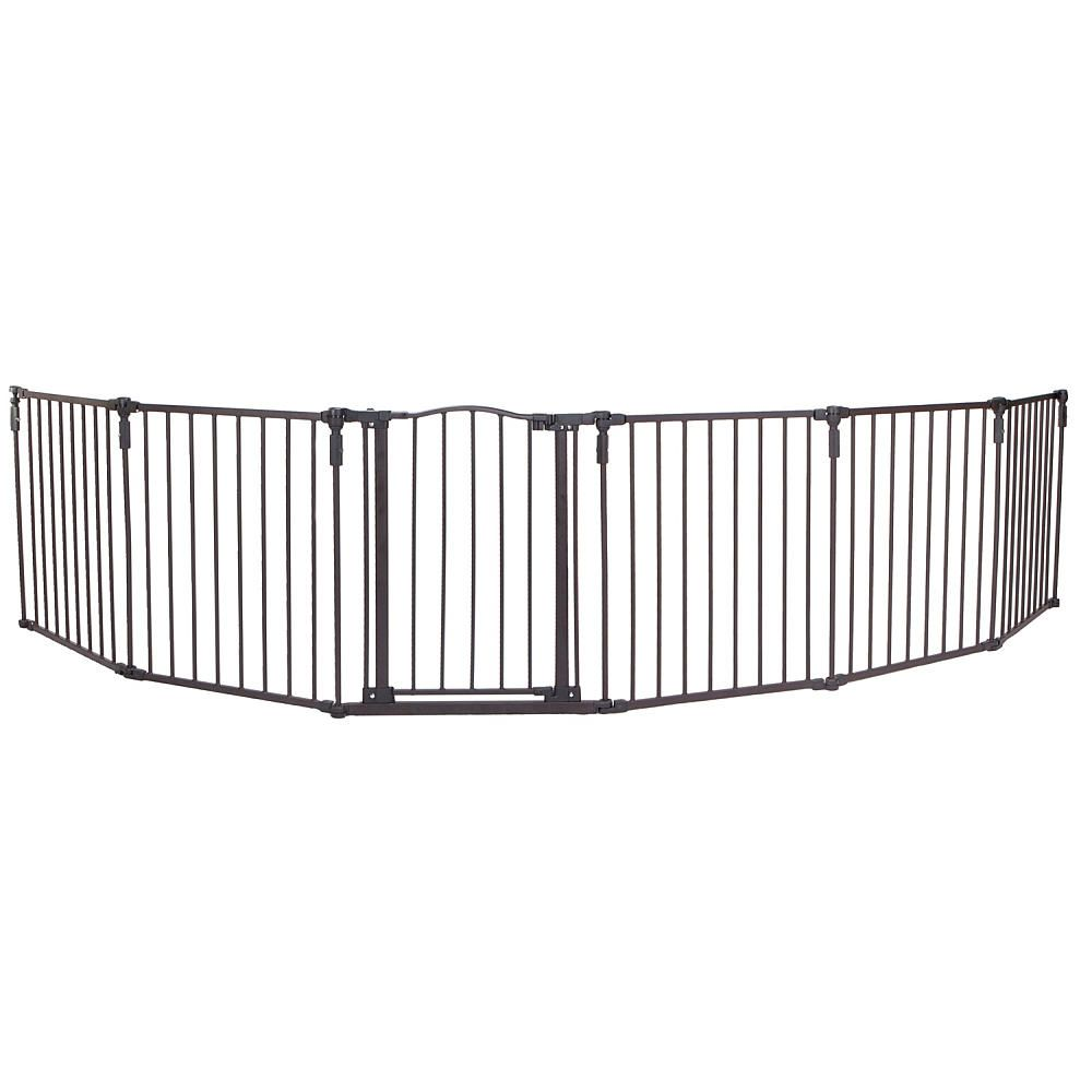 North States 3 In 1 Arched Decor Extra Wide Gate North States