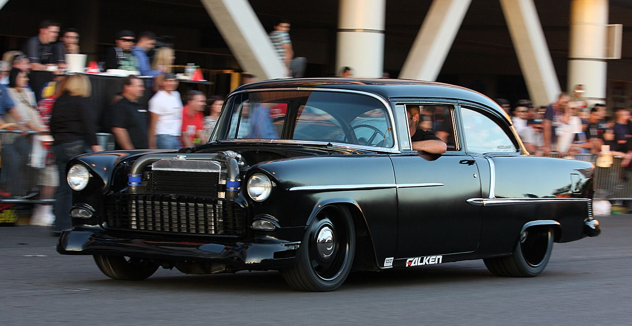 55 Chevy | For the love of Cars | Pinterest | Chevy, 1955 ...