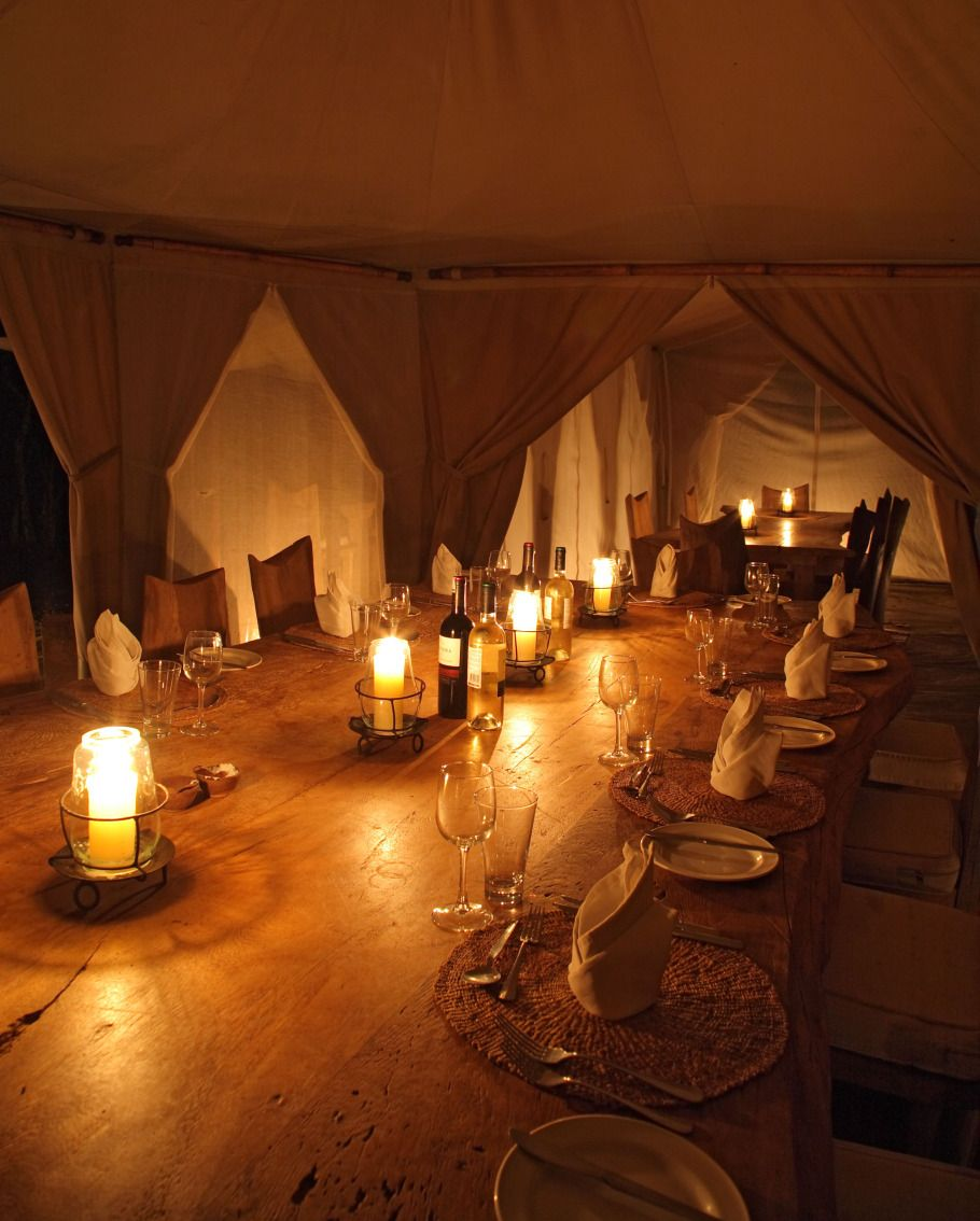 The Luxury Naibor Private Retreat In Kenya