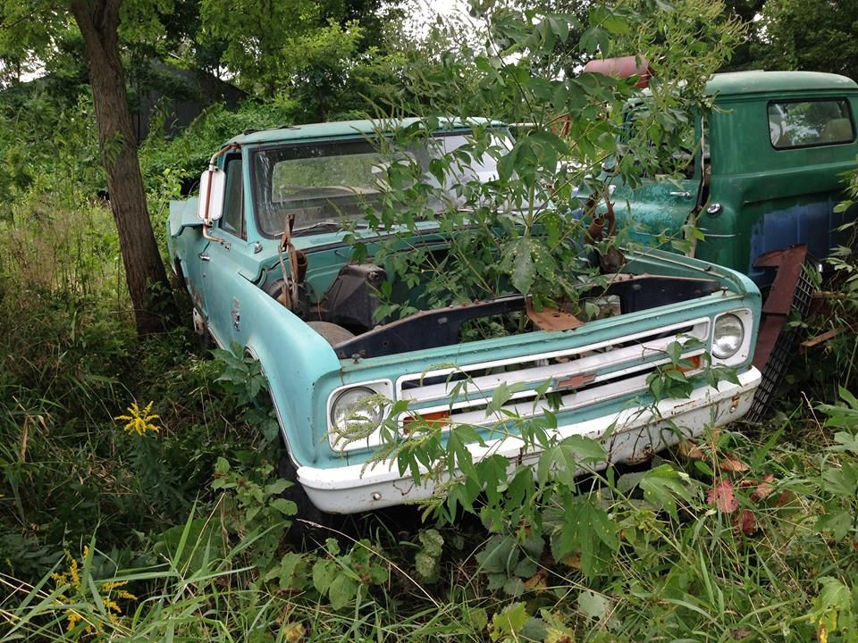LOST in time | LoSt in TIME? | Pinterest | Barn finds, Vehicle and ...