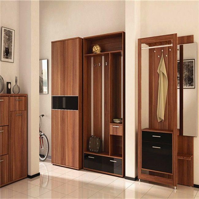 Designs Portable Wardrobe Wood Almirah