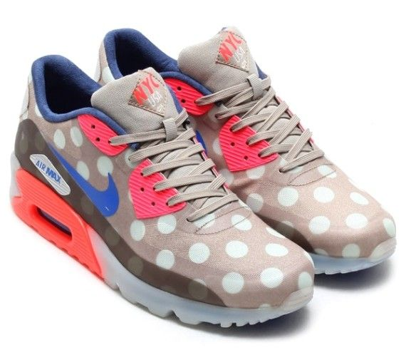 pretty nice 76704 5c747 nike air max 90 ice city pack nyc 2 570x498 Nike Air Max 90 ICE City Pack  New York City