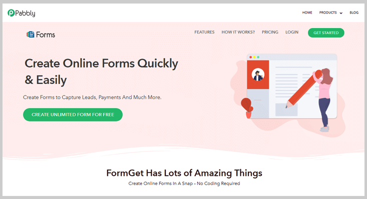 5 Paypal Payment Forms Lead Generation Form Form Maker Payment