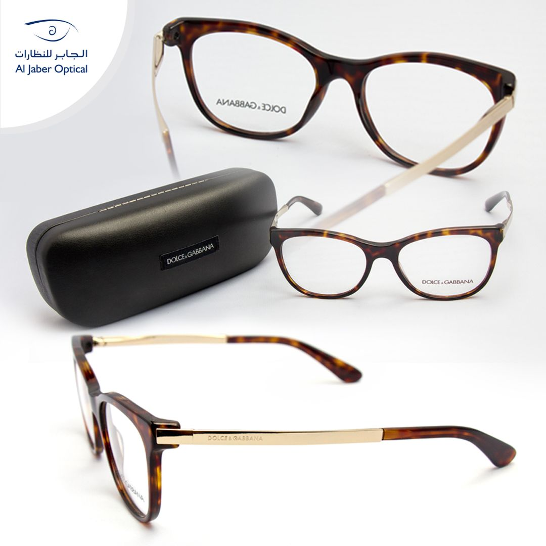 One Of Our Dolce Gabbana S Eyeglasses Collection Available Now At Aljaber Optical نظارات دولتشي اند غابا Sunglasses Case Prescription Eyeglasses Glasses