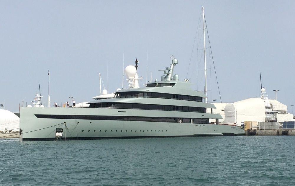 Modernste yacht der welt  Savannah modernste Hybrid Luxusyacht der Welt | Yacht Mallorca ...