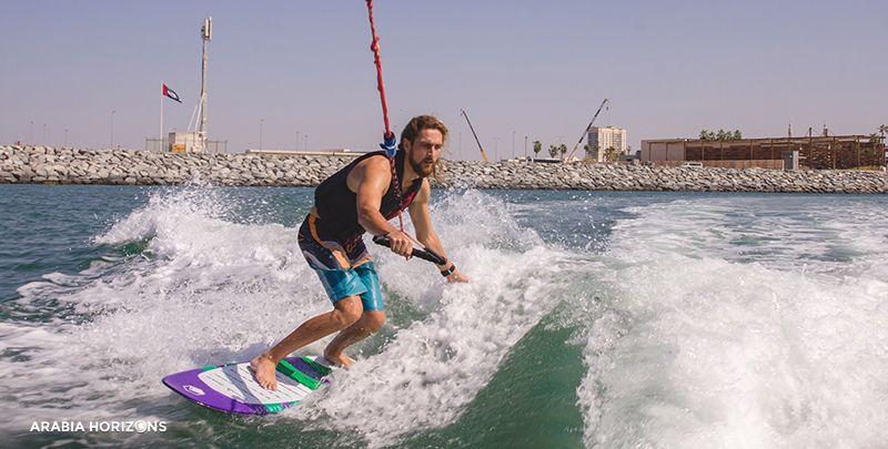 Jumeirah Water Sports in Dubai in 2020 Water skiing