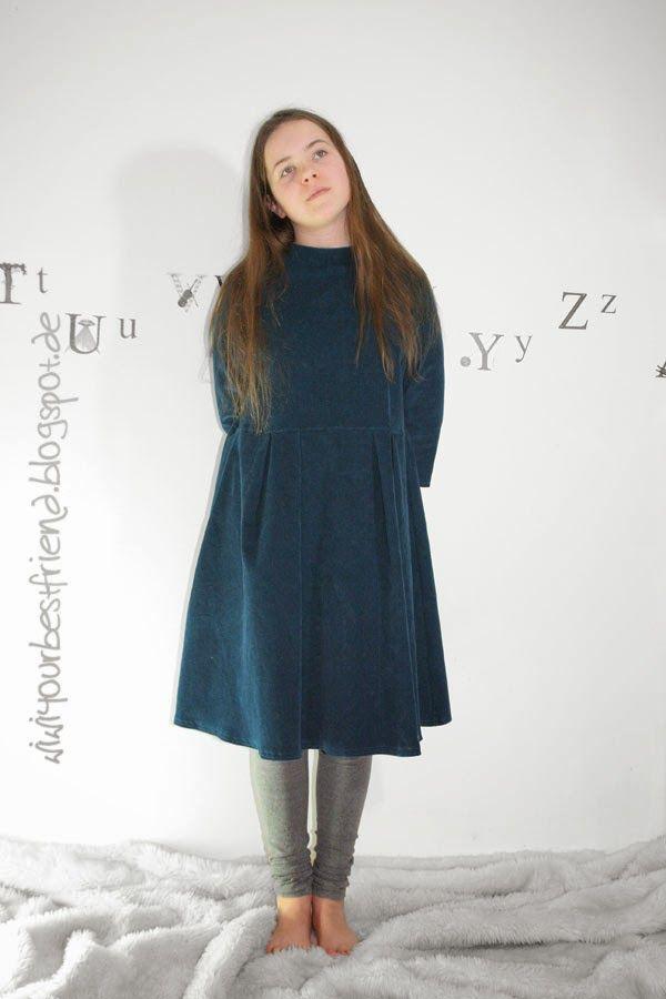 WiWi your best friend: Lillesol Pelle Kleid No. 10...das perfekte Kleid i...
