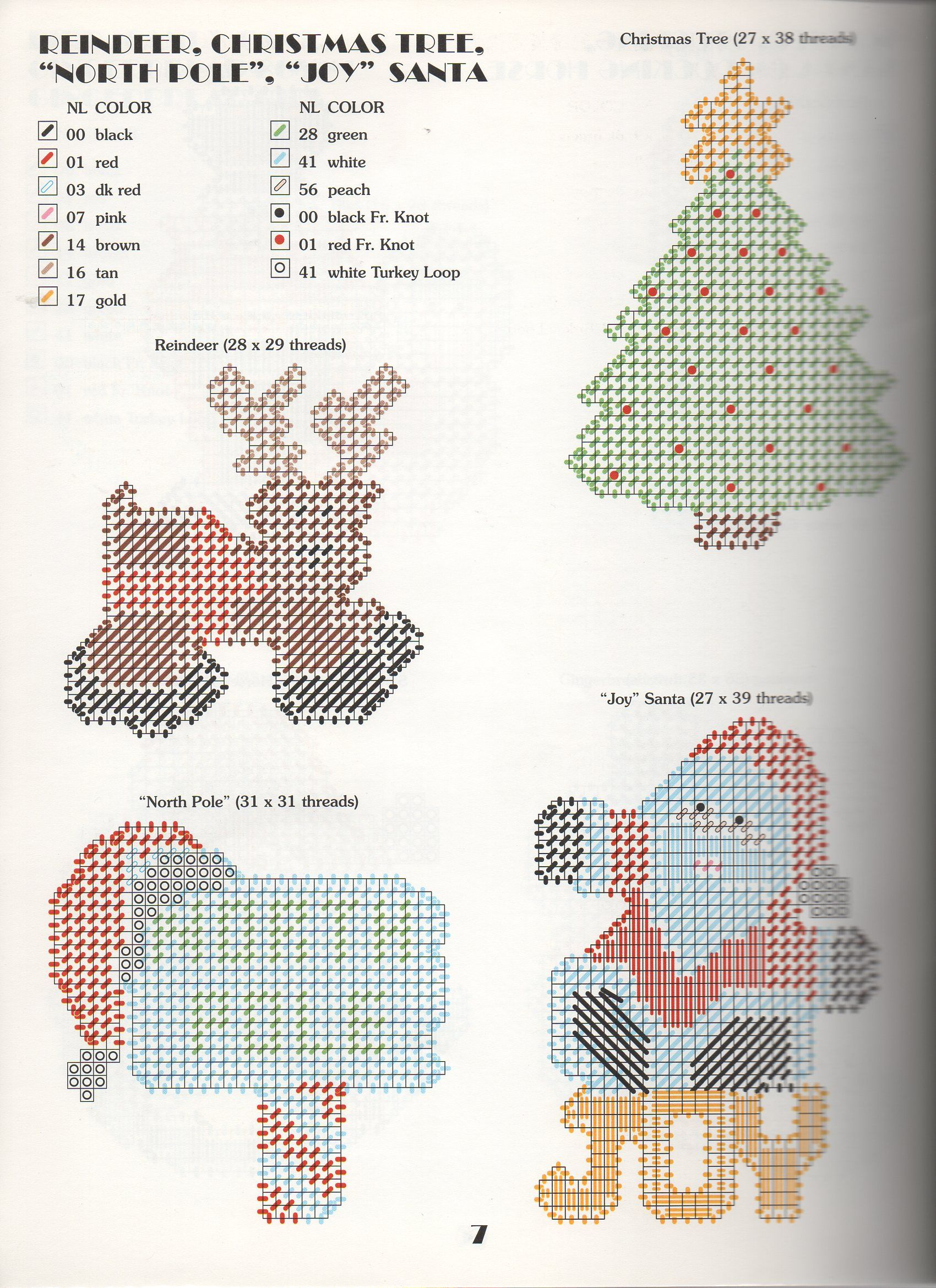 Christmas Ornaments 1 Plastic Canvas Patterns Plastic Canvas Patterns Free Plastic Canvas Christmas